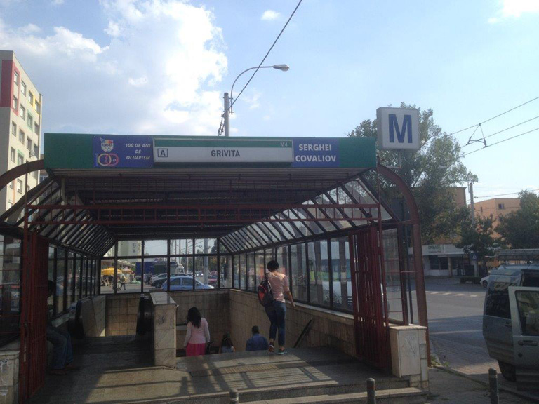 Metrou-Campioni-Grivita