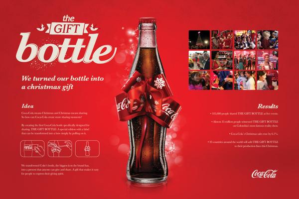 ideea coca cola